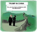 Trump In China - So You Too Have Problems With...