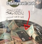 Charity Level: Arab
