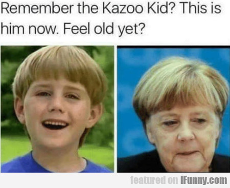 Remember The Kazoo Kid? - This Is Him Now...
