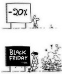 -20% Per Cent - Black Friday -20%
