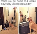 When You Get Home And Realize How Ugly You...