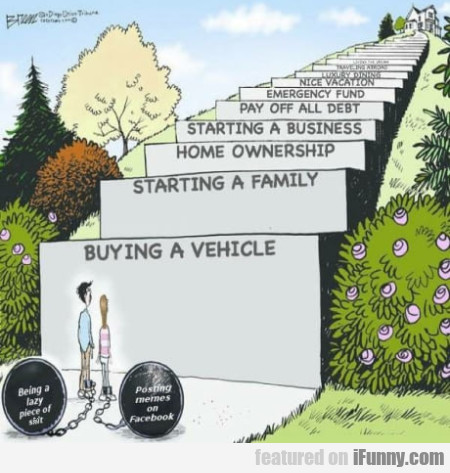 Buying A Vehicle - Starting A Family...
