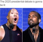 The 2020 Presidential Debate Is Gonna Be Lit...