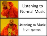 Listening To Normal Music - Listening To Music...