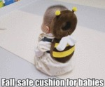 Fall-safe Cushion For Babies