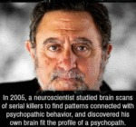 In 2005, A Neuroscientist Studied Brain Scans Of..
