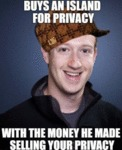 Buys And Island For Privacy With The Money He...