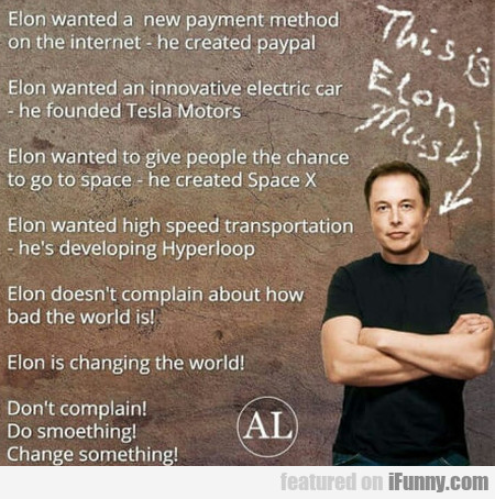 Elon Wanted A New Payment Method On The...