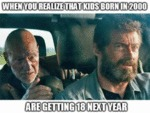 When You Realize That Kids Born In 2000 Are...