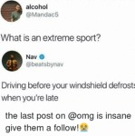 What Is An Extreme Sports - Driving Before Your...