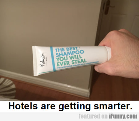 Hotels Are Getting Smarter