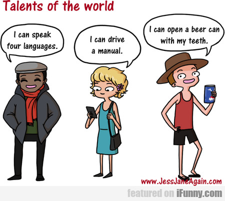 Talents Of The World