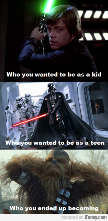 Who You Wanted To Be As A Kid? - Who You...