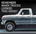 Remember When Trucks Looked This Good...