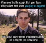 When You Finally Accept That Your Team Always...