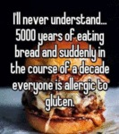 I'll Never Understand... 5000 Years Of Eating...