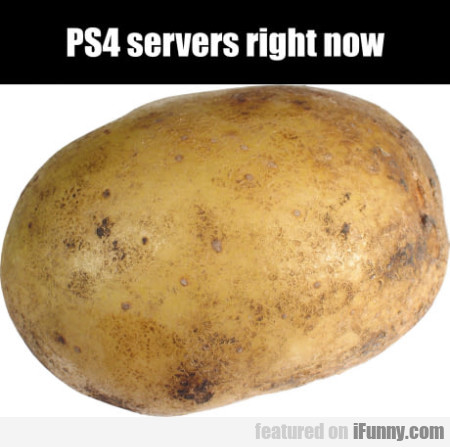 Ps4 Servers Right Now