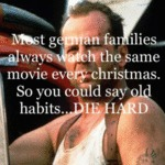 Most German Families Always Watch The Same Movie