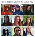 How To Disguise Yourself The Marvel Way