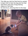 This Little Guy Told His Dad That He Wanted To...