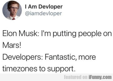 Elon Musk: - I'm Putting People On Mars!