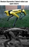 Boston Dynamics' Latest Robot Can Open Doors..