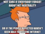 Not Sure If Everybody Forgot About Net...