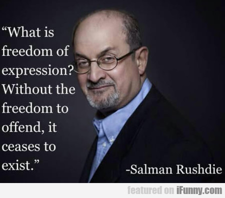 What Is Freedom Of Expression - Without The...