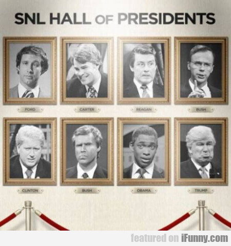 3ss3as3ryd Snl Hall Of Presidents
