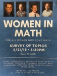 Women In Math - For All Women Who...