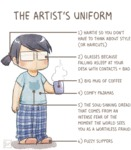 The Artist's Uniform