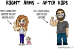 Right Arms - After Kids