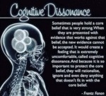 Cognitive Dissonance - Sometimes People Hold...
