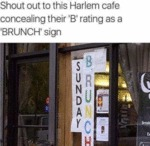 Shout Out To This Harlem Cafe Concealing Their...