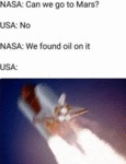 Nasa - Can We Go To Mars? - Usa - No