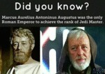 Did You Know? - Marcus Aurelius Antoninus...