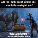 Add 'ing' To The End Of A Movie Title, What Is...