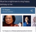 Must Be A Nightmare To Sing Happy Birthday To Her