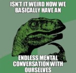 Isn't It Weird How We Basically Have An Endless...