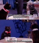 Salem, You're The Only One Who Understands Me..