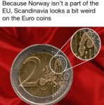 Because Norway Isn't A Part Of The Eu...