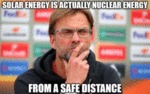 Solar Energy Is Actually Nuclear Energy From A...