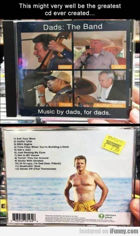 This Might Very Well Be The Greatest Cd Ever...