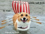 To War - Settin Sail Fren - Doing The Big Defend
