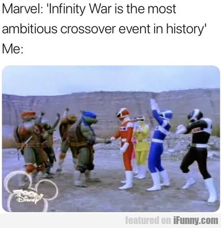 Marvel: Infinity War Is The Most Ambitious...