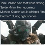 Tom Holland Said That While Filming Spider-man...
