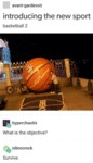 Introducing The New Sport - Basketball 2...