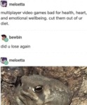 Multiplayer Video Games Bad For Health, Heart...