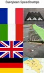 European Speedbumps