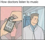 How Doctors Listen To Music